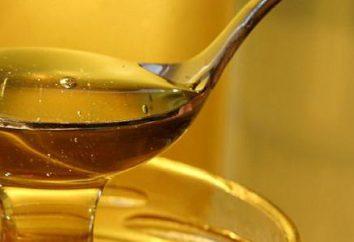Kaloriengehalt von Honig in einem Teelöffel. Honig: der Kaloriengehalt pro 100 Gramm