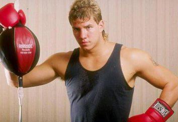 Morrison Tommi. boxeur professionnel et acteur américain. biographie