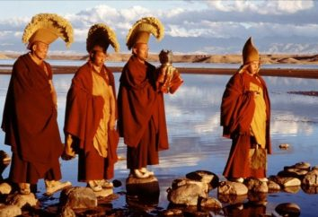I monaci buddisti sono seguaci della più antica religione del mondo