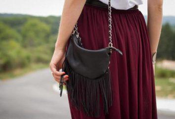Burgundia spódnica: w co się ubrać
