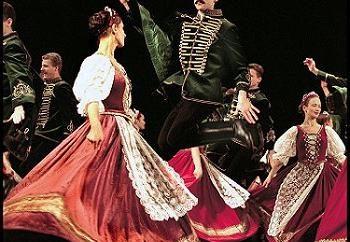 Taniec węgierski – melodyjność i omdlenia