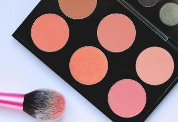 Jak wybrać rumieniec: Makijaż wskazówki