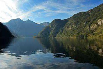 See Österreich: Foto und Beschreibung