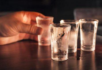 No sonho, beber vodka – para quê? interpretação dos sonhos