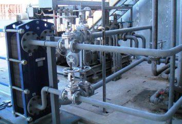 Scambiatore acqua sanitaria calda. scambiatore a piastre di abitazioni private: descrizione, caratteristiche e recensioni