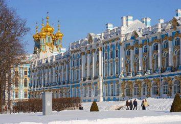 Que voir et où aller à Saint-Pétersbourg en hiver?