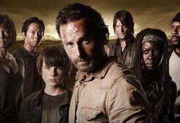 """""""The Walking Dead"""". Gli attori e il ruolo delle più famose serie circa l'apocalisse zombie"""