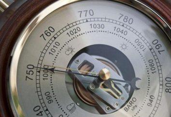 Na jakim ciśnieniu atmosferycznym ból głowy? Wpływ ciśnienia atmosferycznego na ciśnienie krwi osoby