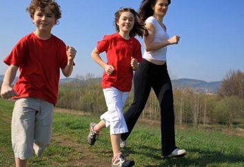 Zdrowy styl życia dla dziecka: Program