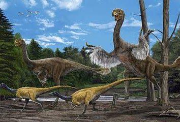 detalhes interessantes sobre os animais pré-históricos. Dinossauros e outros animais pré-históricos
