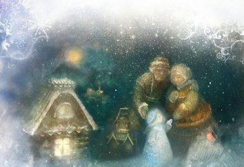 Kim są rodzice Snow Maiden? Pochodzenie Snow Maiden. Historia śniegu Maiden