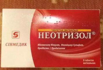 """""""Neotrizol"""" świece: instrukcja obsługi, opinie"""