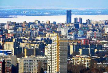 vacances sur la Volga (région de Saratov). Centre de loisirs sur la Volga