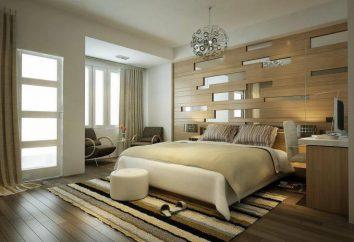 Moderne Innenräume Schlafzimmer: interessante Ideen. Schlafzimmermöbel. Schlafzimmer für Mädchen