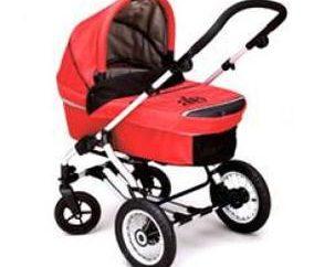 """Silla de ruedas """"infinito"""" – la elección perfecta para los padres que cuidan"""