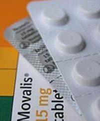 Le médicament « Movalis »: critiques et application