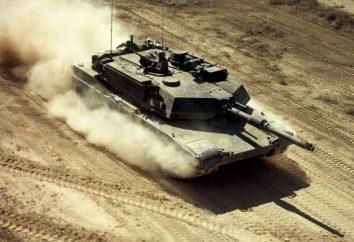 """Tanque """"Abrams"""": diseño y características"""