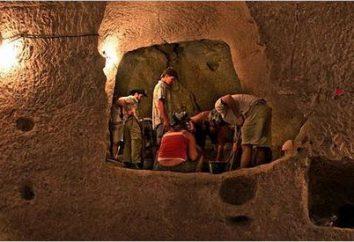 As escavações arqueológicas: o local. Onde estão as escavações na Rússia