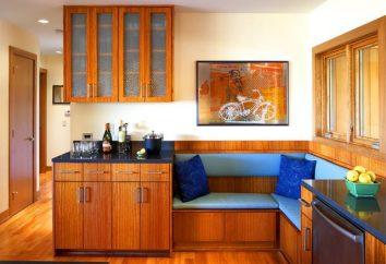 Kochnische mit Schlaf – ideal für kleine Zimmer