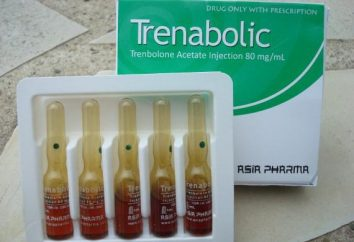 acetato di trenbolone. steroidi anabolizzanti