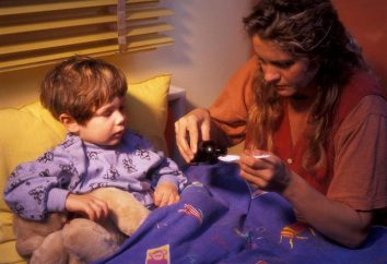 Kaszel u dzieci: przyczyny i leczenie. Przygotowania do kaszel dla dzieci