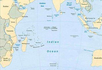 Wyspy na Oceanie Indyjskim: opis i zdjęcie. Podróż do wyspy na Oceanie Indyjskim