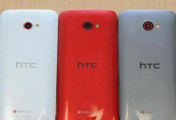 Smartphone HTC Butterfly S: opis, dane techniczne, akcesoria i opinii właścicieli