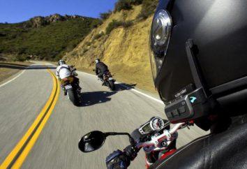 Fone de ouvido Scala Rider G9x: descrição e foto