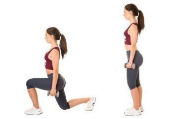 Exercices pour la presse et les fesses: comment atteindre la perfection