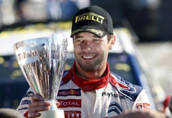 Większość kierowca rajdowy Sebastien Loeb wygrana