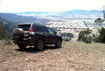 Toyota Land Cruiser Prado 150 – SUV, admirable