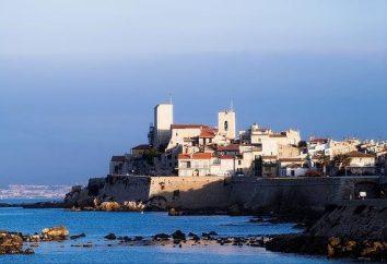 Antibes, Francja – Francuski klejnot komfortu i serdeczności