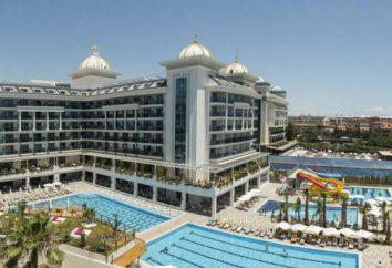 Side La Grande Resort & Spa 5 * (Turquia / Side): opiniões, fotos