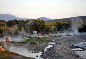 Águas termais na Rússia. Relaxe no Território de Krasnodar