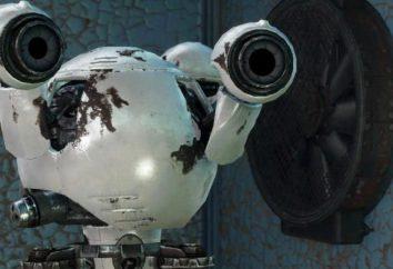 Companheiros em Fallout 4. Curie e seu desejo de se tornar um homem