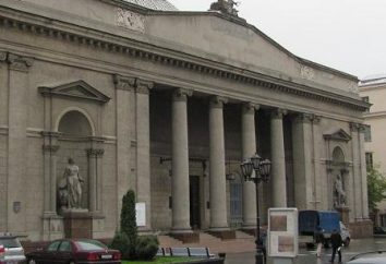 Musée national d'art du Bélarus: l'histoire, l'exposition, le temps de visiter