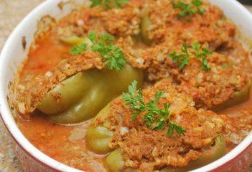 """Preparare peperoni ripieni in multivarka """"Redmond"""""""