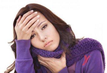 Hongos en la garganta (candidiasis): causas, tratamiento