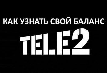 """Como verificar o saldo de """"Tele2"""" no telefone: instrução"""