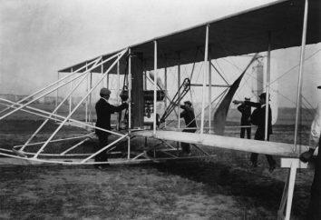 Amerikanische Flugzeuge. Zivile und US-Militärflugzeuge
