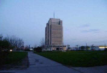 NPP « Pyramide », Saint-Pétersbourg: comment y arriver? Description, photos