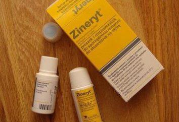 """Przeciwbakteryjny lek """"Zenera"""": opinie, zdjęcia przed i po"""