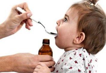 Come antibiotico agisce bambini