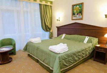 """O hotel """"Palmira Palace"""", Yalta. Palmira Palace: comentários"""