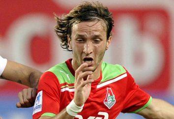 Piłkarz Alan Gatagov: przenieś się do Kazachstanu i wychwalasz swoje imię na całym świecie