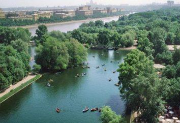 Gorky Park. Gorky Park, Moskwa. Park rekreacyjny