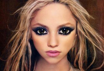 Duże oczy makijaż funkcje