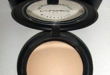 """Cosmetics """"MAK"""": polvo mineral. Descripción, tipos, características y opiniones"""