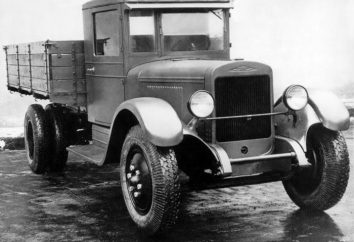 Auto ZIS-5: specifiche, descrizione e dispositivo