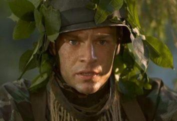 """filme de guerra """"Snipers: Love under the gun"""": atores, papéis, lote"""